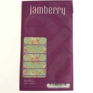 Jamberry Nail Wraps Full Sheet Vintage Chic Floral